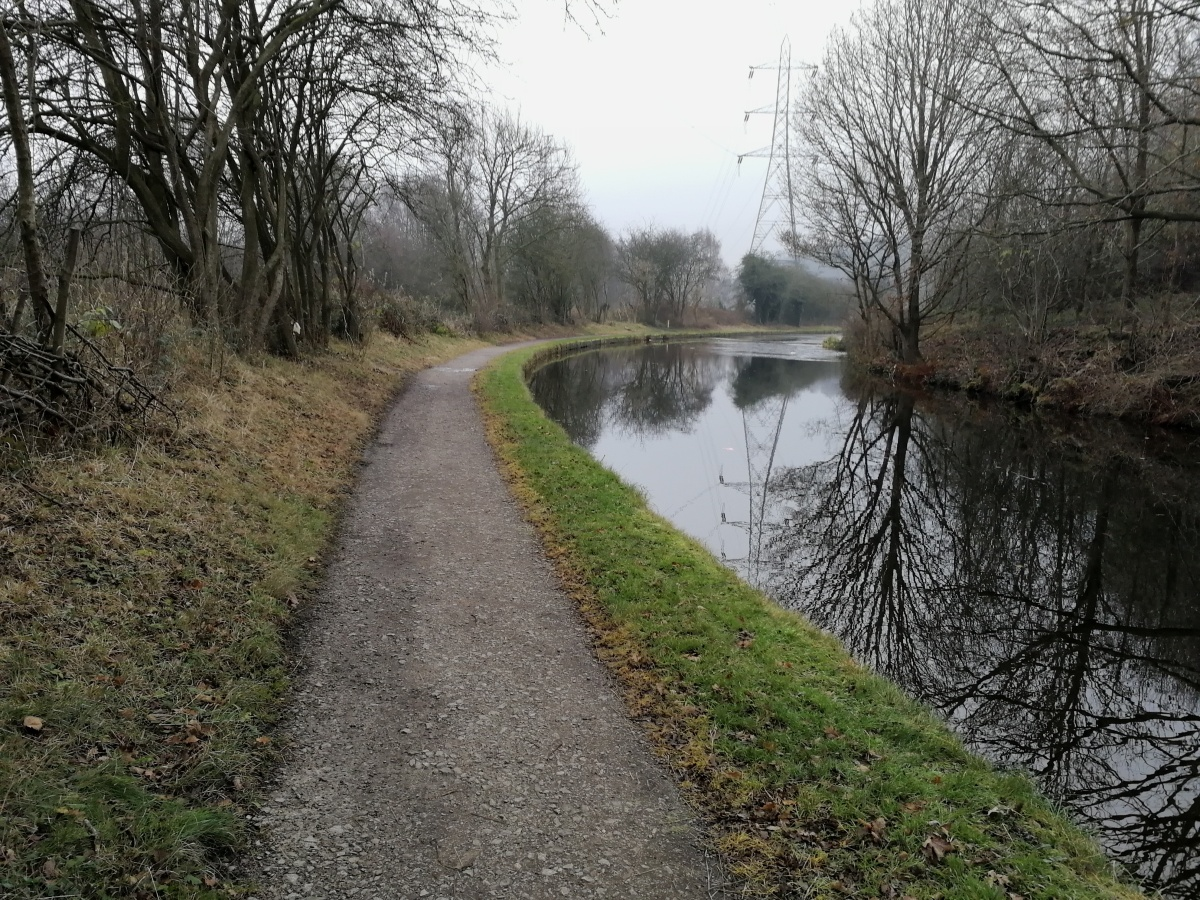 Race Report: Canal Christmas Cracker 5K